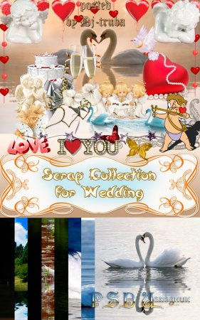 Scrap Collection - for Wedding