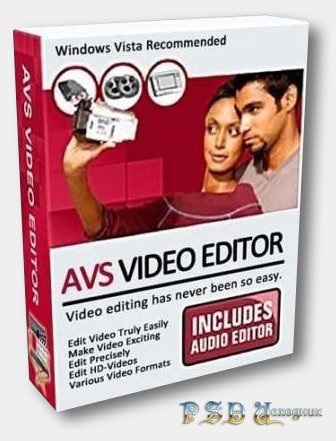 AVS Video Editor 7.2.1 [Ru/En] Patch (2016)