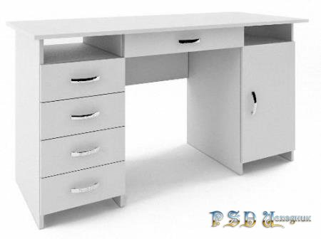 Растровый клипарт - Кухонные, компьютерные, деревянные столы