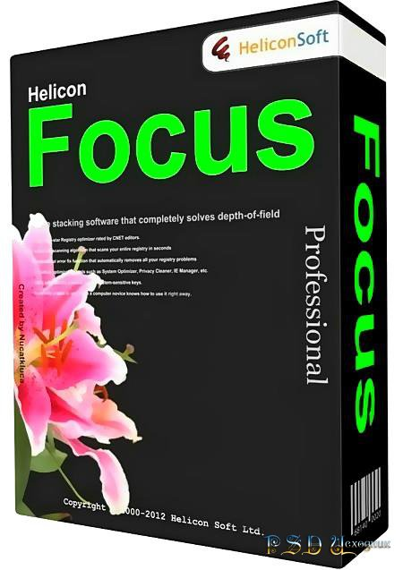 Helicon Focus v.7.0.2
